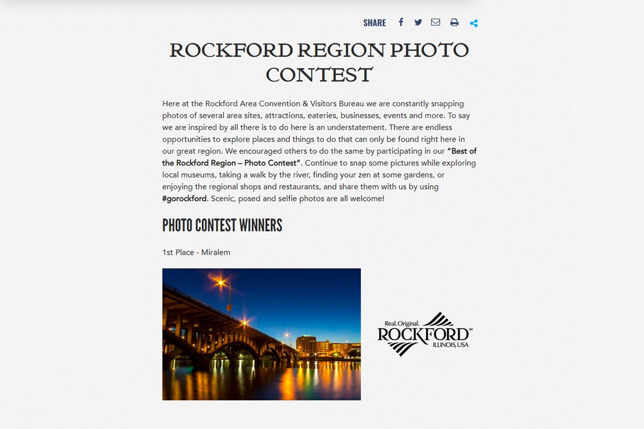 KB Digital wins Rockford photo contest