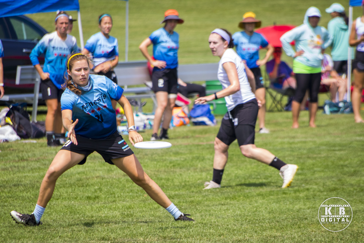 USA Ultimate Frisbee TCT Elite-Select Challenge in Rockford, IL