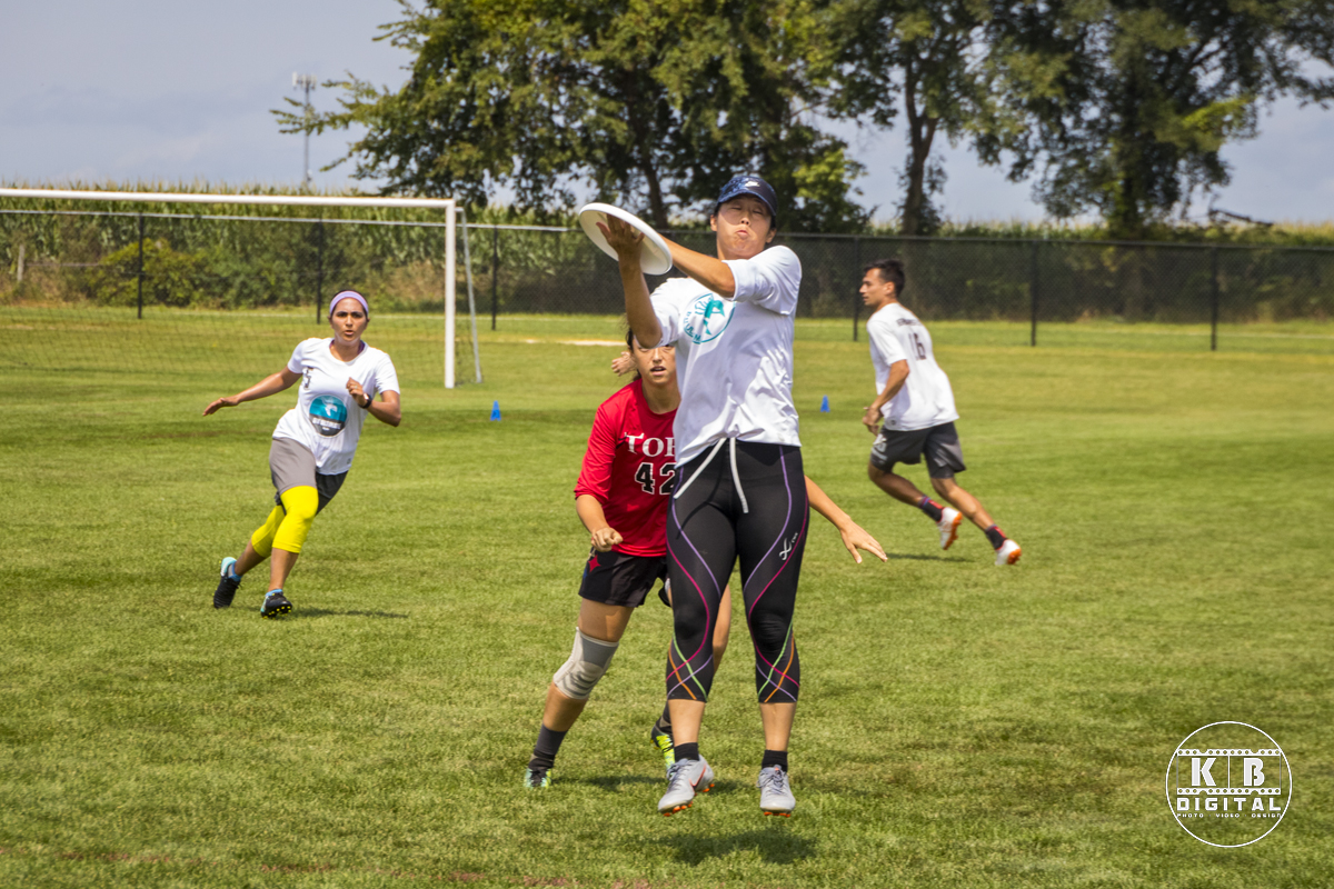 Ultimate Frisbee TCT Elite Challenge Meltdown in Rockford, IL