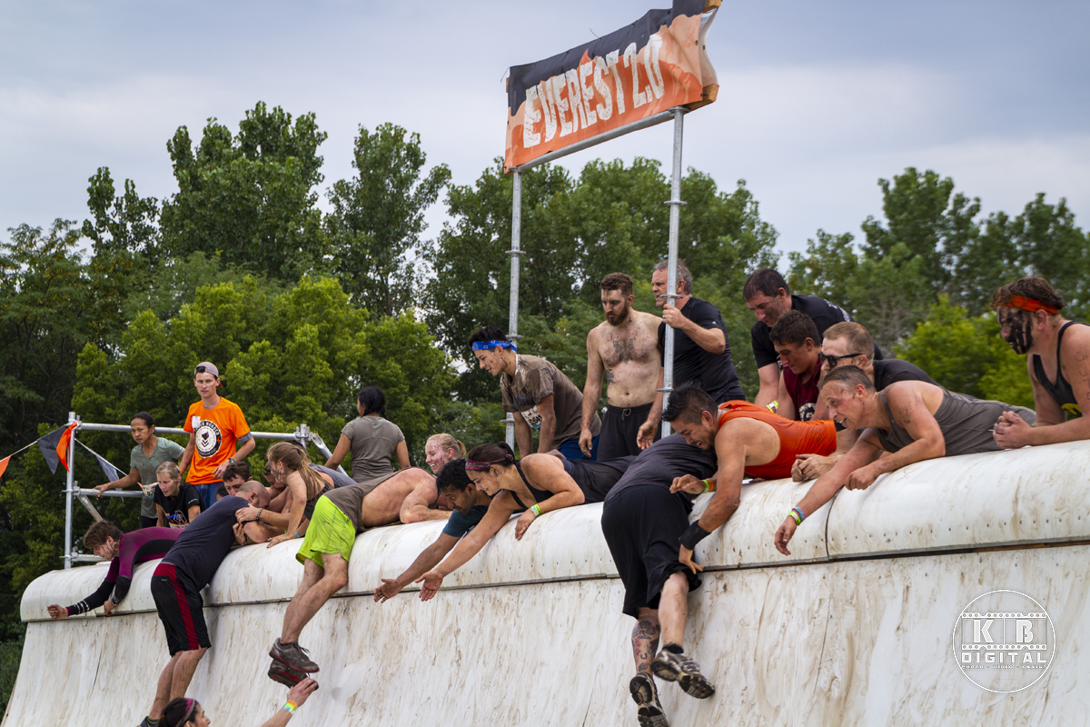 Rockford Tough Mudder by KB Digital