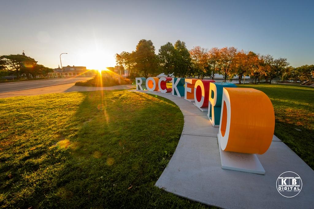 Rockford art by KB Digital