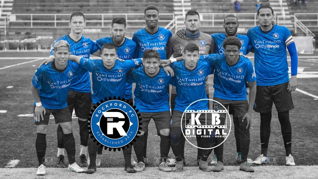 Rockford FC by KB Digital
